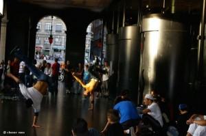 Breakdance in Lyon