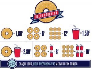 Donuts in lyon