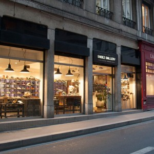 sneakers in Lyon
