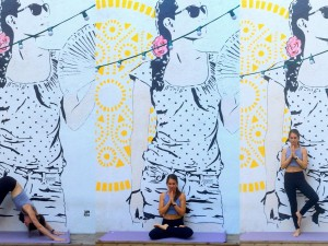 Discover SLO's Yoga Brunch